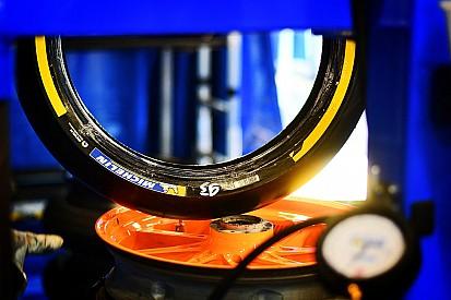 Michelin, Aragon GP'sine asimetrik lastik getiriyor