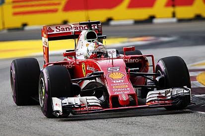 Vettel confía en los avances de Ferrari para final del año