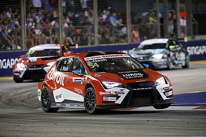 Vernay et Grachev vainqueurs à Singapour, James Nash toujours leader
