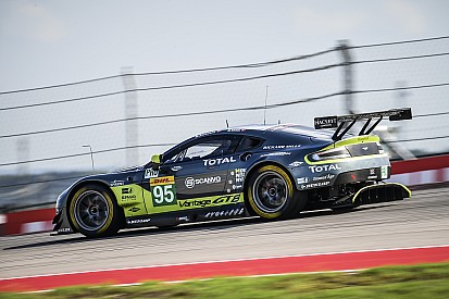 Le carton plein d'Aston Martin à Austin