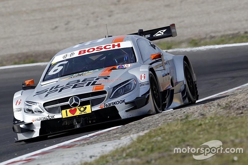 """""""Alles oder nichts"""": Letzte Chance für Mercedes im DTM-Titelkampf"""