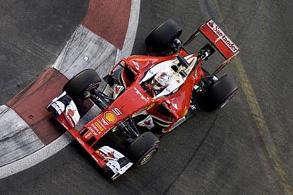 Vettel confia em atualizações da Ferrari para últimos GPs