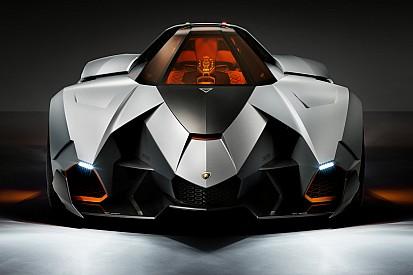 Bildergalerie: Lamborghini Egoista
