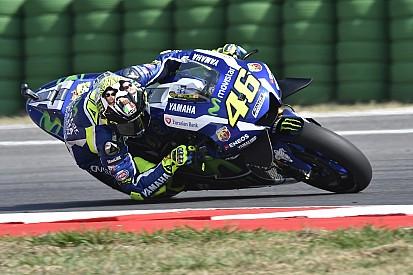 """A 43 pontos de Márquez, Rossi diz: """"faremos nosso melhor"""""""
