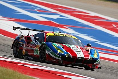 Chronique Sam Bird - Limiter les dégâts avec Ferrari en WEC
