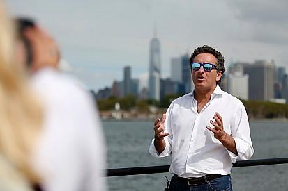"""Agag y la Fórmula E en Nueva York: """"estamos más allá de nuestras expectativas"""""""