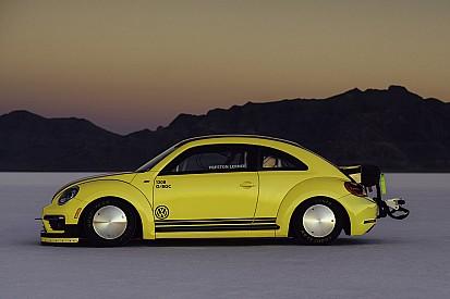Galería: VW Beetle el más rápido de todos los tiempos