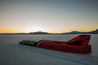 Snelste elektrische voertuig ter wereld rijdt 576 km/u