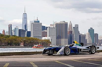 フォーミュラE「歴史的瞬間」、ニューヨークePrixのレイアウトが公開