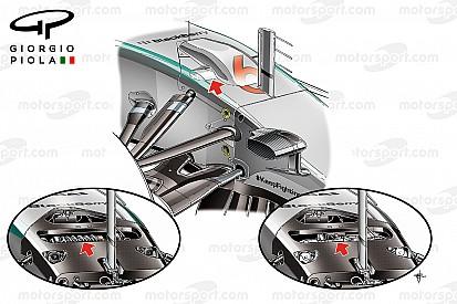 Технический анализ: как уступки Manor помогли Mercedes