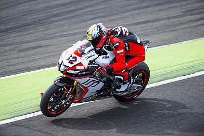 Lorenzo Savadori confirmé chez Aprilia pour 2017