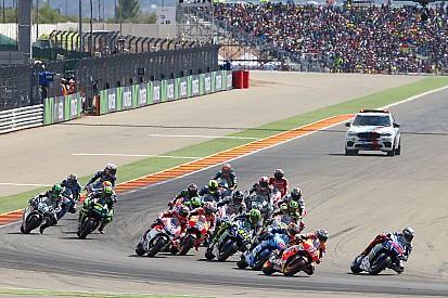 Aragón accueillera le MotoGP jusqu'en 2021