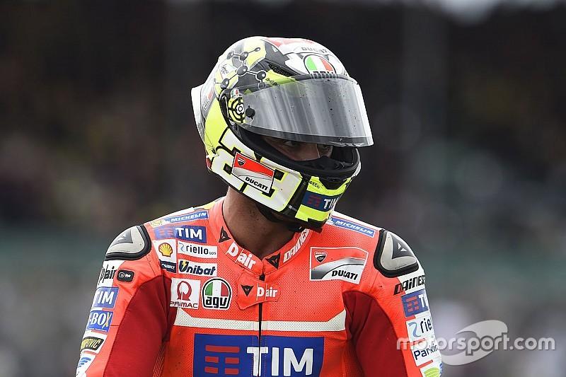 Iannone krijgt groen licht voor MotoGP-weekend Aragon