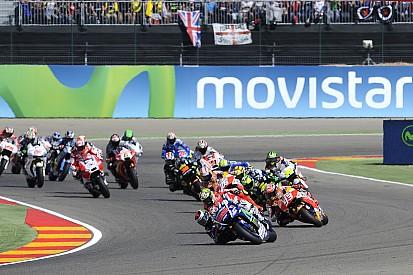 Aragon tuan rumah MotoGP hingga 2021