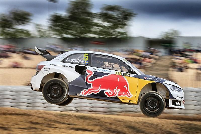 Audi permet à Ekström de privilégier le titre en World RX