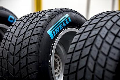 梅赛德斯完成2017年雨胎研发测试