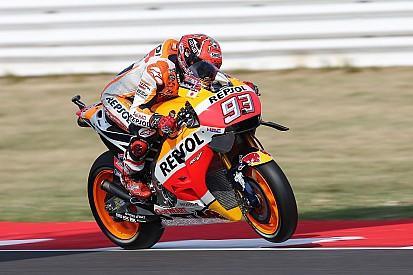 """Marquez: """"devo correr riscos"""", apesar da vantagem por pontos"""