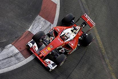 Ferrari apportera des évolutions aéro en Malaisie
