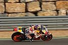 Aragon, Libere 2: Pedrosa guida la tripletta Honda, poi c'è Valentino