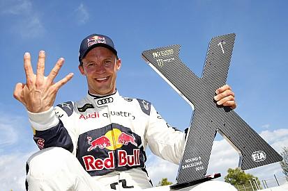 Ekstrom WRX finali için ilk defa bir DTM yarışına çıkmayacak!