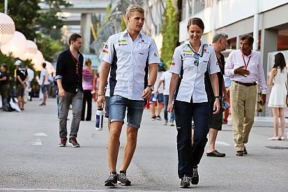 """埃里克森2017年""""百分之百""""留在F1"""