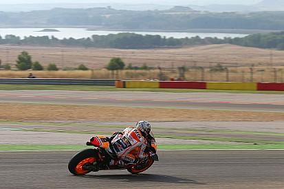 """Márquez: """"En este circuito no tiene sentido llevar alerones"""""""
