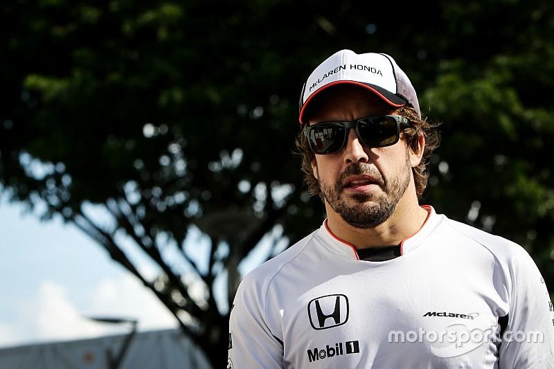 """Alonso: """"Si fuera jefe de equipo de F1 ficharía a Sainz y Vandoorne"""""""