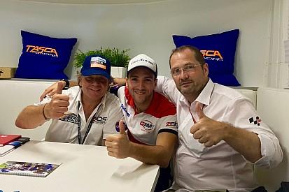 Bel colpo del Tasca Racing: nel 2017 arriva Xavier Simeon
