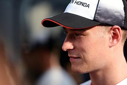 范多恩认为2017年是加盟F1的最后机会