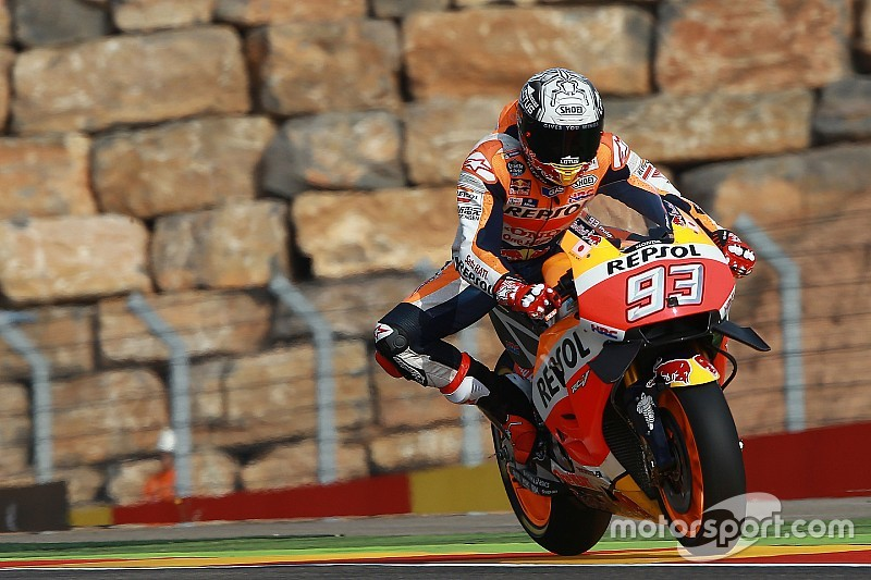 Marquez: Pilihan ban belakang krusial untuk balapan