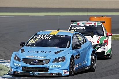 EL1 - Thed Bjork et la Volvo meilleur temps