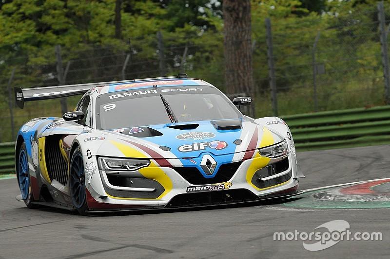 R.S.01: in AM Fabian Schiller centra la pole a Spa-Francorchamps
