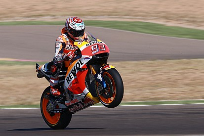 MotoGP Aragon: Marquez rebut pole keenam pada 2016