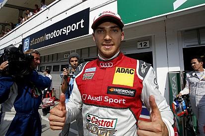 DTM Hungaroring: Mortara houdt Green af voor winst in eerste race
