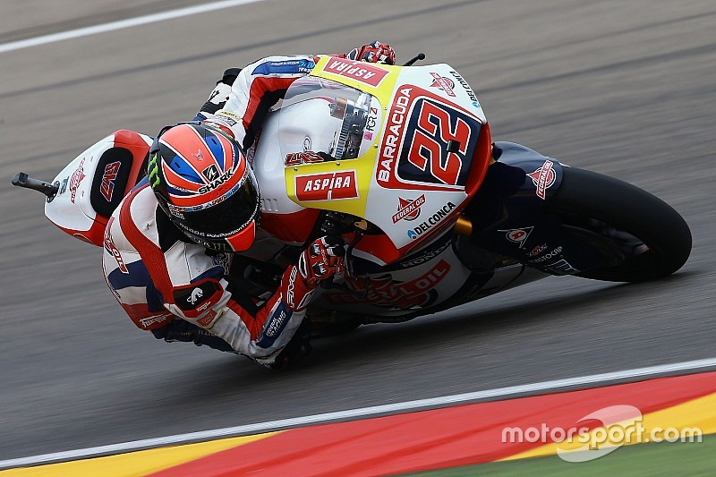Moto2 Aragon: Lowes start terdepan, Rins posisi ke-13