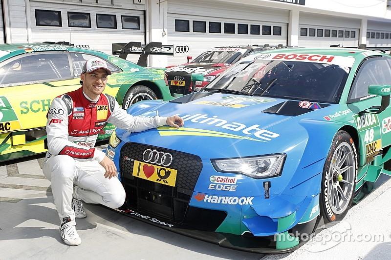 """Une journée incroyable"" pour Audi et Edoardo Mortara"