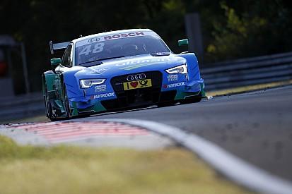 DTM Budapeşte: Mortara liderliğinde Audi ilk 6'da