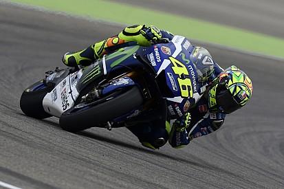 Rossi podyumu hedefliyor