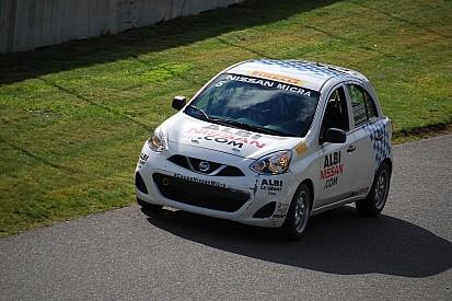 Coupal gagne l'avant-dernière manche au Circuit Mont-Tremblant