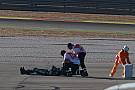Cedera kaki, Lowes absen di MotoGP Aragon