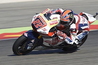 Sam Lowes domina ad Aragon, sul podio Marquez e Morbidelli