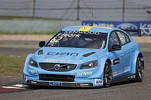 WTCC Reporte de la carrera Bjork le dio a Volvo su primera victoria