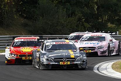 DTM in Budapest: Das Ergebnis des 2. Rennens in Bildern