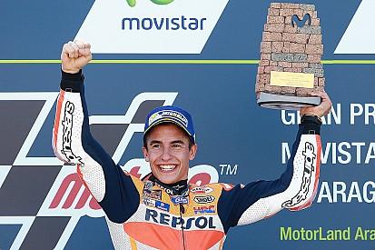 """Marquez: """"Al terzo giro mi sono visto quasi per terra, poi..."""""""