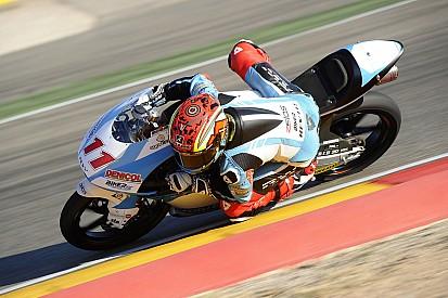Vechtlust Loi tijdens Grand Prix van Aragon wordt niet beloond