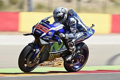 Kecelakaan saat warm-up bantu Lorenzo finis kedua