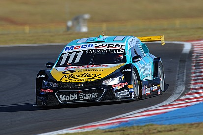 Brazilian V8 Stock Cars returns in great fashion to Londrina with victories of Fraga and Barrichello