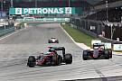 Fórmula 1: Horarios del GP de Malasia
