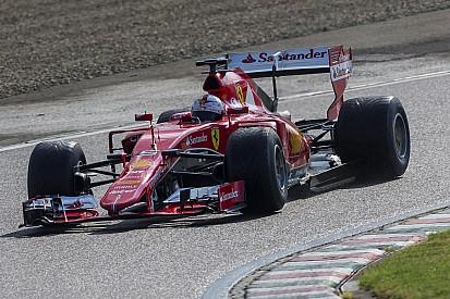 Comment Vettel essaie de tirer un avantage des tests Pirelli 2017