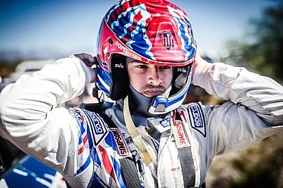 Hunt gets privateer Peugeot for Dakar 2017